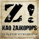 Z is for Zykopops