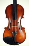 Markneukirchen Violin by Karl Müller 1948 no. 1395 for sale