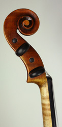 Markneukirchen Violin by Karl Müller 1948 no. 1395