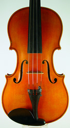 A violin by Čestmír Musil, Prague 1937 for sale