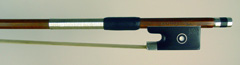 HR Pfretzschner circa 1970 violin bow