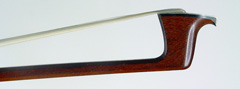 English Viola Bow for sale by Michael J Taylor circa 1980