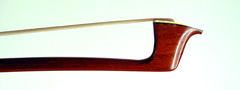 Violin bow for sale, Max Wunderlich, Markneukirchen circa 1960