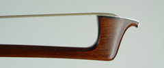 A Fine New Viola Bow by Garner Wilson