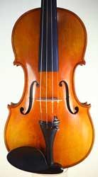 """Martin Swan Violins MSV 57 Violin, Stradivarius """"Molitor"""" 2011"""