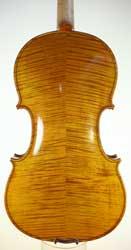 Martin Swan Violins MSV 69 Violin, Stradivarius Pattern 2012