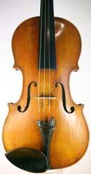 A Fine Mirecourt Violin circa 1850