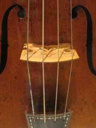 Master violin maker Stradivari