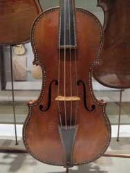 Antonio Stradivari Violin, 1683