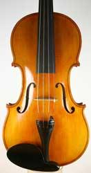 """Martin Swan Violins MSV 64 Violin, Stradivarius """"Molitor"""" 2012"""