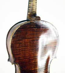 An English Violin circa 1840