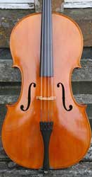 "MSV80 : Guadagnini ""Simpson"" 1777 Cello"