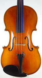 Martin Swan Violins MSV 81, Modified Stradivarius Pattern