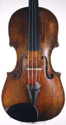 An Early 19th Century German Violin
