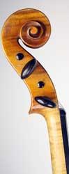 Eugène Langonet Violin, Nantes 1930