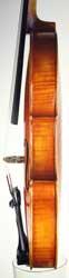 Willibald Raab Violin, Mittenwald 1950