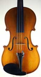 MSV 100 Stradivarius Pattern Violin, Martin Swan Violins 2014