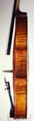MSV 99 Stradivarius Pattern Violin, Martin Swan Violins 2014