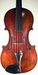 Thomas Kennedy Small Viola for Goulding & Co circa 1800