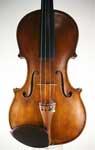 Violin by James Meek, Carlisle circa 1910