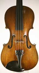 An Irish Violin by John Delany