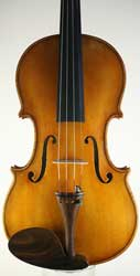 MSV 108 Stradivarius Pattern Violin with Antique Finish
