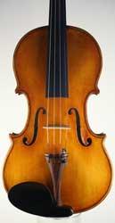 Stradivarius Pattern Violin with Antique Finish