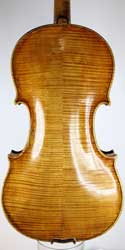 Betts School Violin, London, c1820