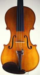 MSV 106, prototype violin, Martin Swan Violins 2014