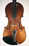A Northern Italian Violin, late 19th Century