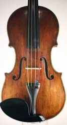 A Northern Italian Violin, late 19th Century