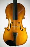New handmade small viola