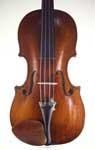 A Violin, Circle of Richard Duke London circa 1760