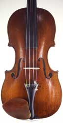 A Violin, Circle of Richard Duke London circa 1760
