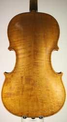 John & Henry Banks Small Viola, Salisbury circa 1790