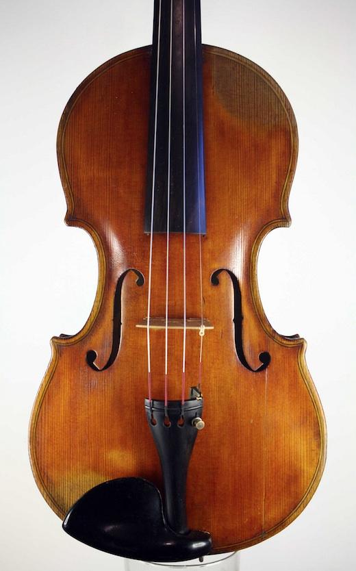 Joseph Wilson violin, Edinburgh 1930