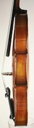 Three-quarter size Mirecourt violin