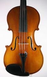 MSV 92 Stradivarius Pattern Violin, Martin Swan Violins 2013