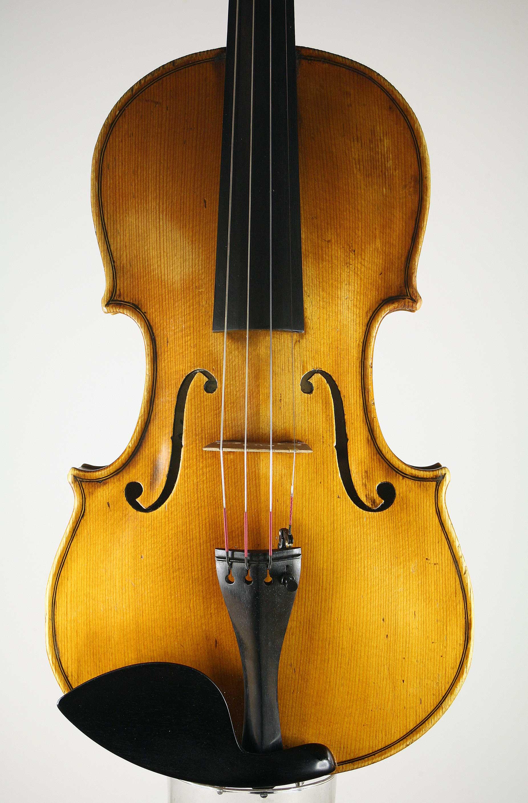 Antique Budapest Violin, 1966 | Martin Swan Violins