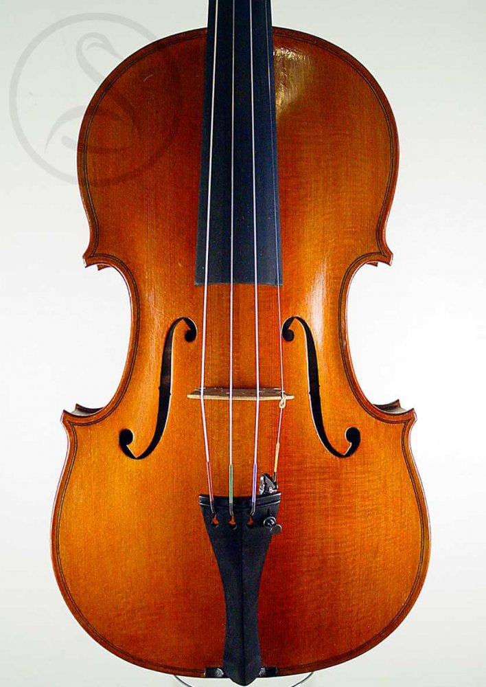 Our first MSV violin