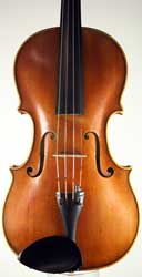 William 'Royal' Forster Small Viola, London 1792