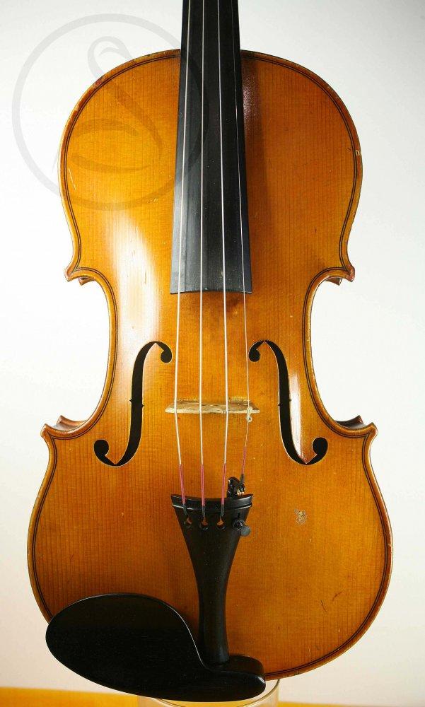 A Fine French Violin by Georges Coné, Lyon circa 1945