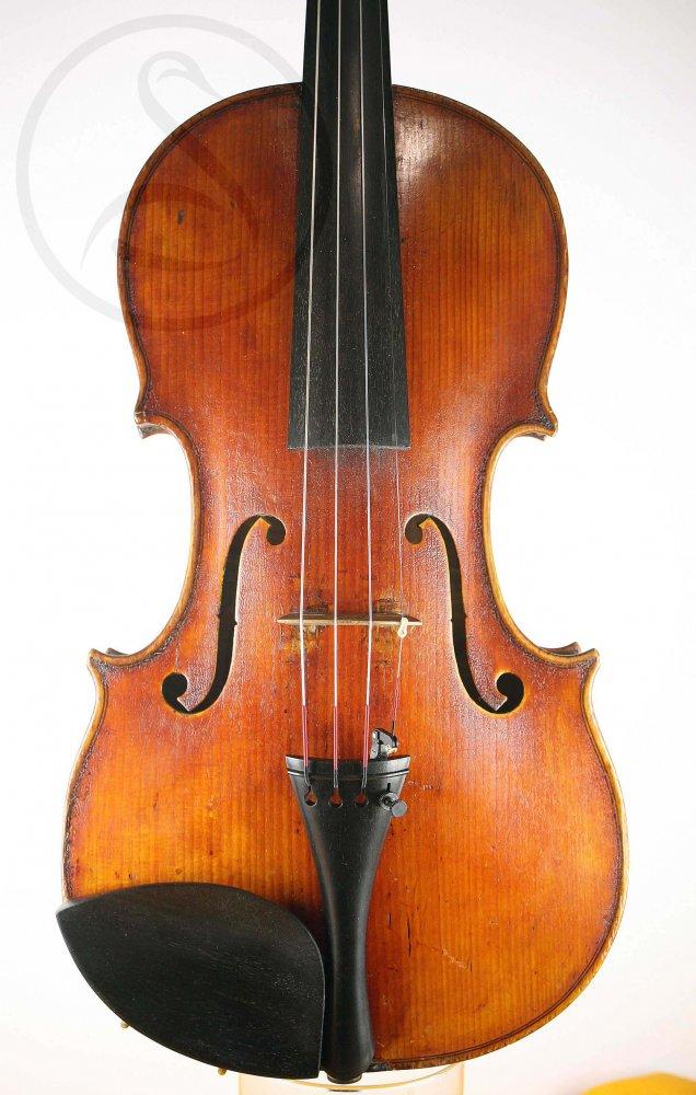 A Mittenwald Violin, circa 1850