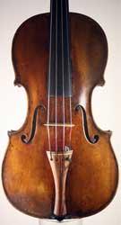 Bohemian Small Viola circa 1830