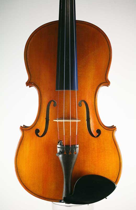 Reversed Violin (left-handed), MSV 89, Martin Swan Violins