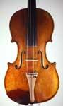 Beautiful Bohemian violin