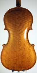Abele Naldi Violin, Milan 196