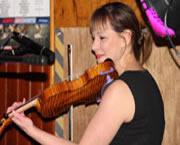 Karen Harper, violinist