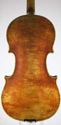 François Louis Pique Violin, Paris 1804