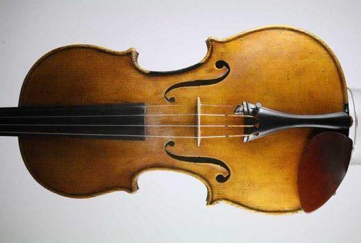 Dezsö Bárány Violin, Budapest 1936